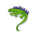 Iguana's Home